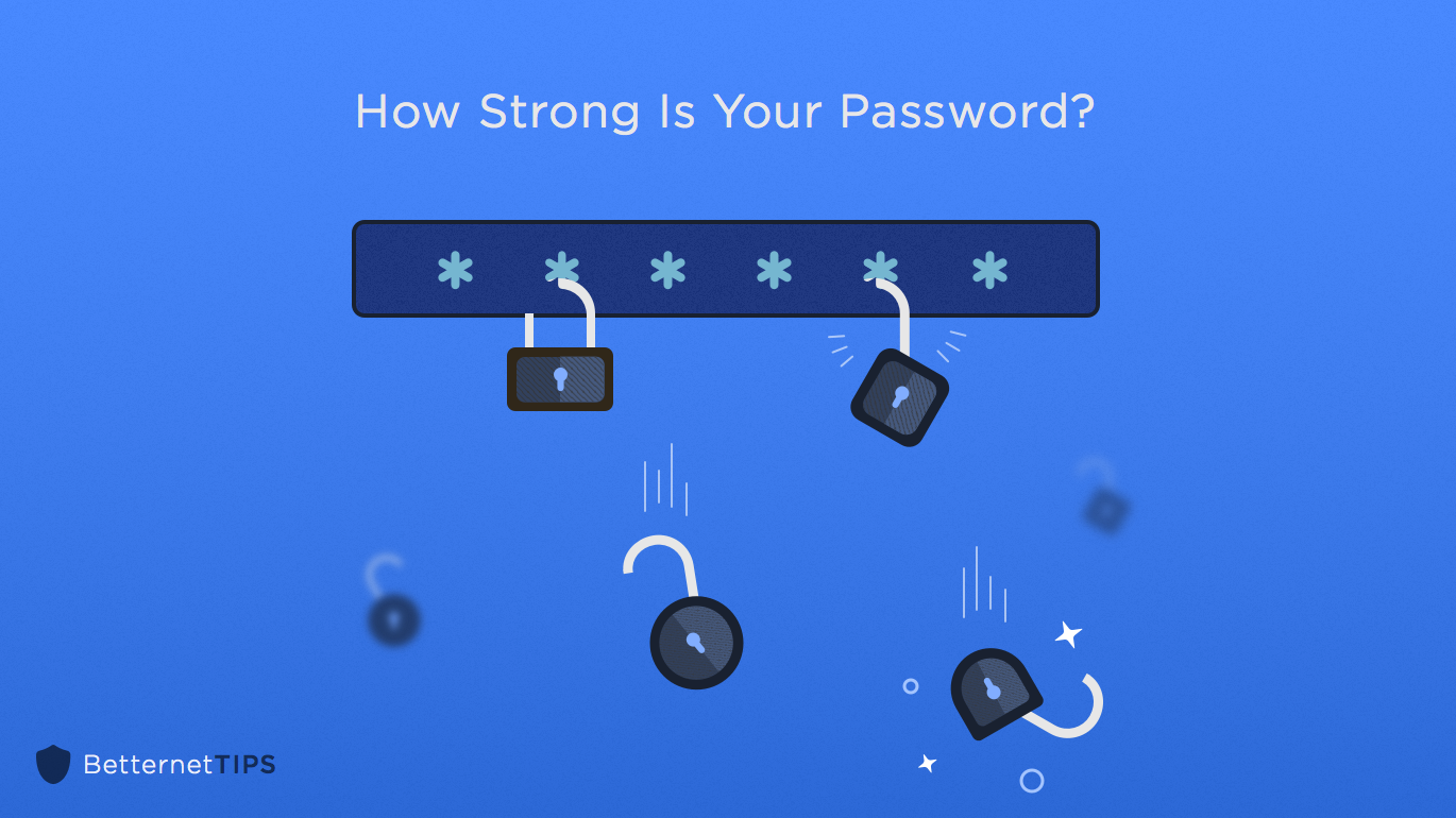 how to change your internet password