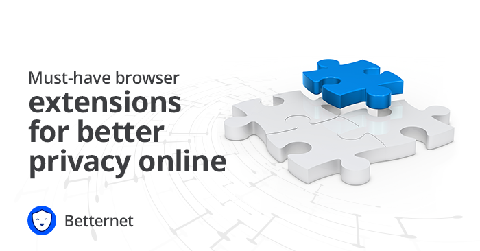 Must-have browser extensions for better privacy online