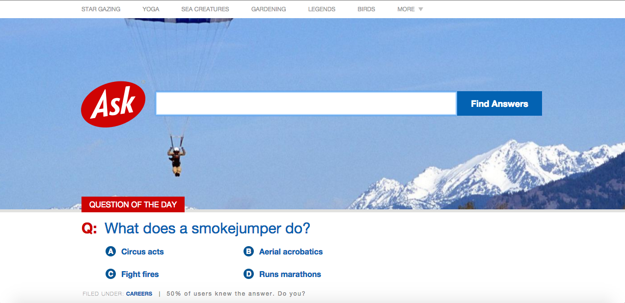Ask.com Browser