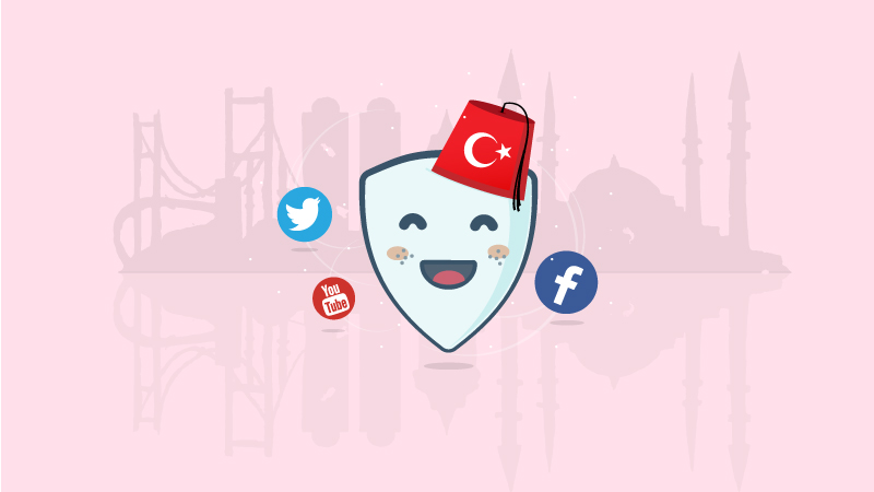 Betternet Provides Free VPN for Users in Turkey to Unblock